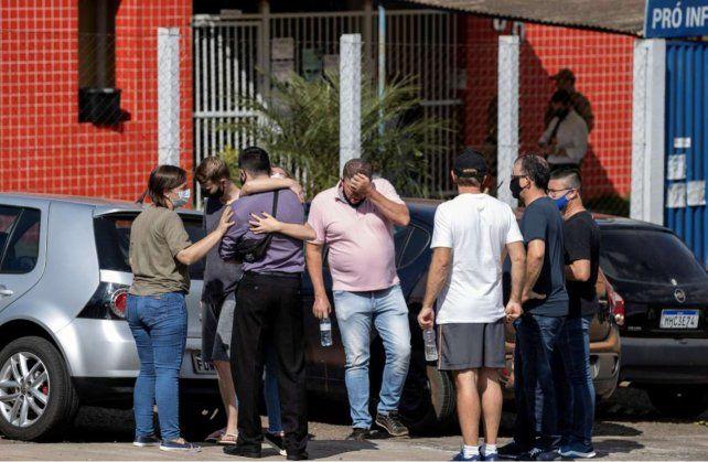 Un adolescente entró a un jardín de infantes con facón y mató a tres bebés y a dos adultos