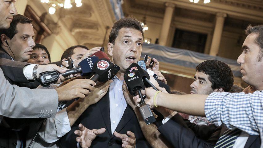 El legislador del Frente Renovador Sergio Massa señaló que la sociedad le pidió firmeza a los fiscales y jueces que tengan la decisión de luchar por la Justicia.