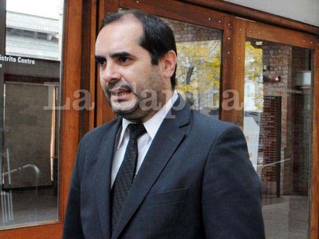 El juez de Faltas Adrián Celiz fue suspendido de su cargo después de negarse a someterse a un control de alcoholemia.