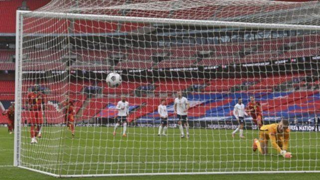 A Lukaku le hicieron el penal que también convirtió el delantero del Inter