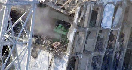 Logran reducir la radiación de la usina japonesa dañada por el sismo
