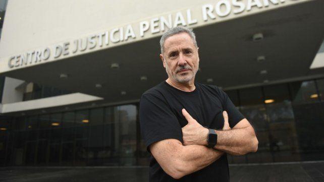 Perfil. Marcelo Saín tiene una vasta trayectoria en el campo de la seguridad pública.