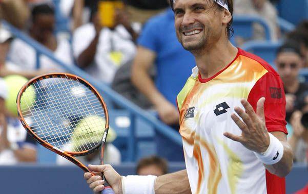 Muy feliz. Ferrer fue contundente y hoy irá por el título.