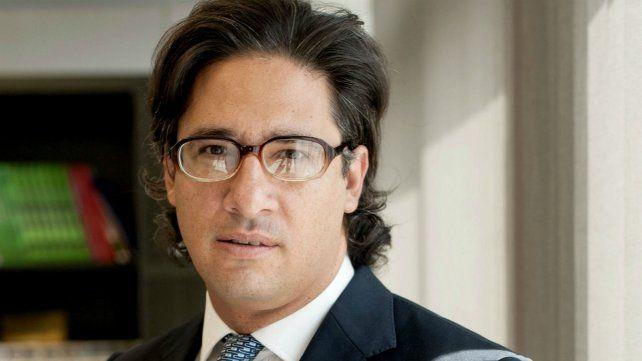Ministro. Germán Garavano estará en Rosario el próximo jueves.
