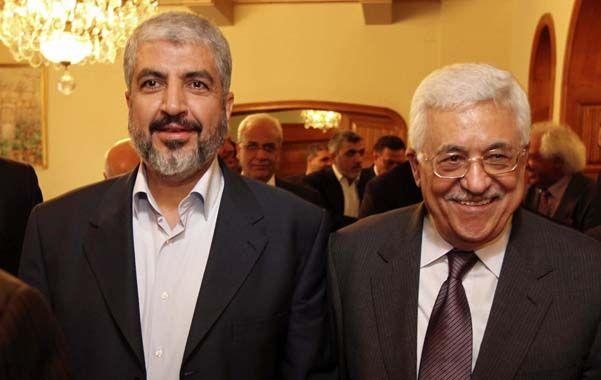 Unidos. El jefe político de Hamas