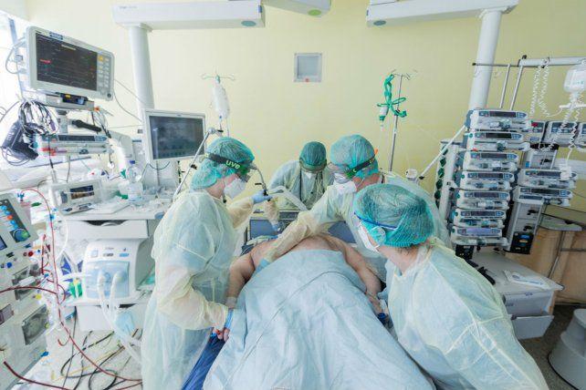 Rosario registró 60 muertes por coronavirus en los primeros cinco días de la semana