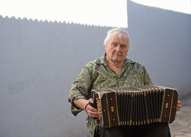 Rodolfo Cholo Montironi, bandoneón mayor de todos los tiempos