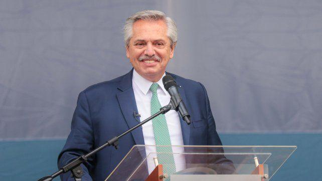 El error del presidente Alberto Fernández en un acto en José C. Paz