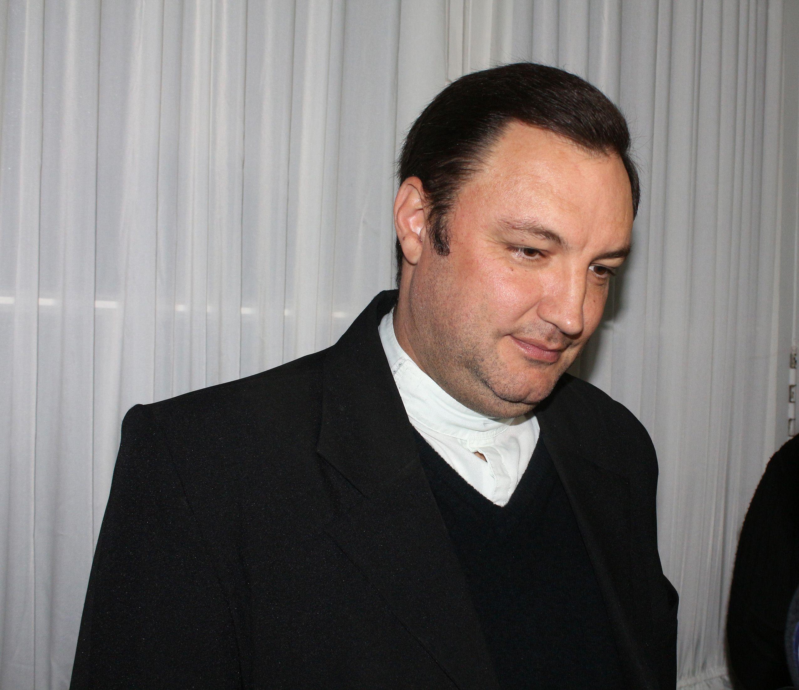 El cura investigado. Luis Brizzio fue denunciado por un hombre por episodios de abuso hace 20 años.