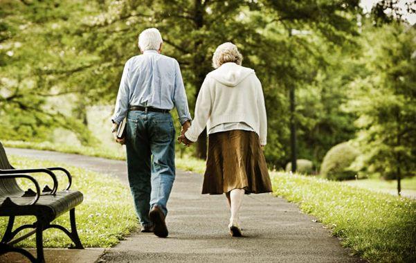 Tendencia. Hay más personas de edad avanzada en todo el mundo.