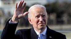 Joe Biden, el flamante presidente de Estados Unidos.
