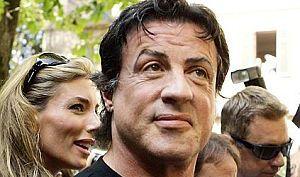Sylvester Stallone busca escenarios en Río de Janeiro para su próximo film