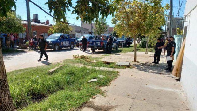 La víctima falleció en el lugar tras recibir varios impactos de bala. (Foto: @JoseljuarezJOSE)