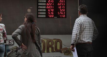El Central profundiza medidas para calmar la plaza cambiaria