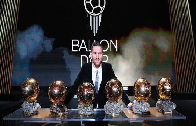 Leo fue elegido como el mejor jugador de los últimos 25 años