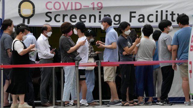 El coronavirus sigue haciendo estragos en el mundo.