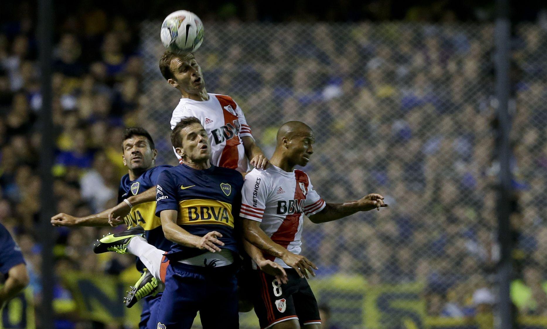 River y Boca ya tienen los once para la semifinal de mañana en el estadio Monumental.