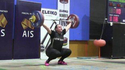 Hubbard, que será la levantadora de más edad en los Juegos, había competido en halterofilia masculina antes de hacer la transición en 2013.