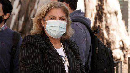 La ministra de Salud provincial, Sonia Martorano, dio detalles sobre la situación epidemiológica en Santa Fe.
