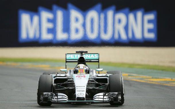 Por algo es el mejor. Lewis Hamilton se quedó con la primera pole del año.