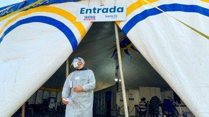 Rosario notificó 112 muertes por coronavirus en la última semana