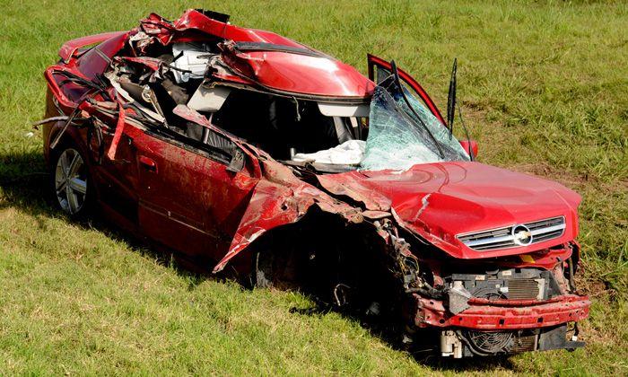Espectacular accidente en la autopista a Córdoba complicó el tránsito hacia Rosario