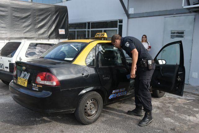 Los detenidos por el crimen del taxista serían pareja y tienen antecedentes