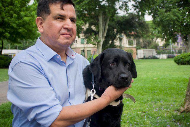 Un entrerriano se convirtió en el primer ciego al frente de la Agencia Nacional de Discapacidad