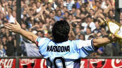 Habrá homenajes a Maradona en todos los partidos de la próxima fecha