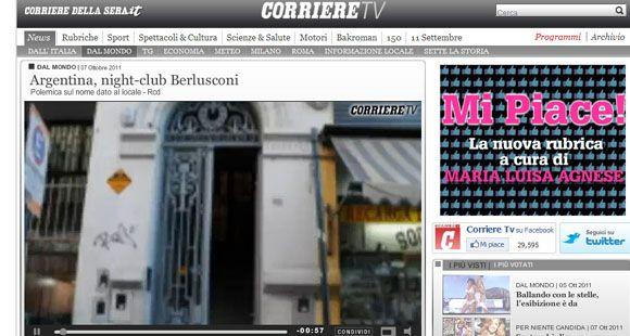 El dueño del sexy bar de Rosario dijo que no fue creado para molestar a Berlusconi
