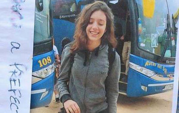 Lola. La adolescente argentina de 15 años fue asesinada hace una semana.