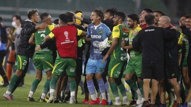 Defensa y Justicia le ganó a Coquimbo Unido y es finalista de la Copa  Sudamericana
