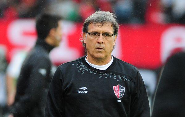El técnico de Newells no duda de que el partido de mañana ante Racing será el de más expectativas de la fecha.