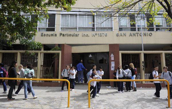 El Colegio San Antonio de Padua