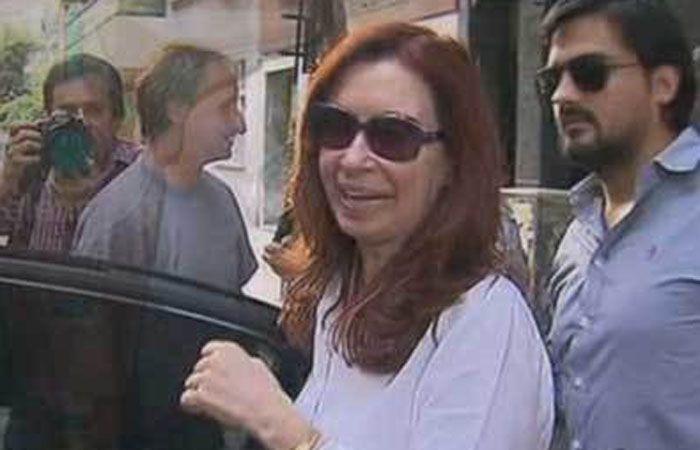 Cristina Fernández terminó su mandato anoche a las 23.59 y hoy viajará a Río Gallegos.