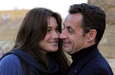 Carla Bruni le pone punto final a los rumores de infidelidad en su matrimonio