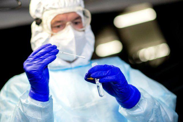 Rosario registró 33 muertos por coronavirus y en los últimos 8 días suman 241