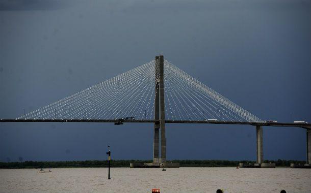 Polémico. Consideran que se cometieron serias anomalías en el proceso de licitación y durante la concesión del puente.