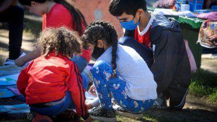 """""""Salud mental en tiempos de coronavirus"""" es un estudio de Unicef que recopila las miradas de 780 chicos y chicas de distintas las regiones del país."""