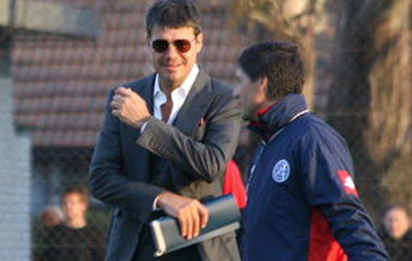 San Lorenzo: Marcelo decide...