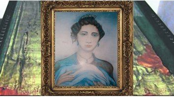 BANDERA María Catalina ETCHEVERRÍA DE VIDAL