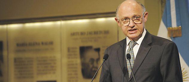 Timerman aseguró que no se pidió una tasación de la Libertad.