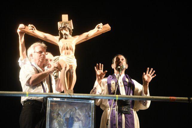 Operativo especial de seguridad vial por el Vía Crucis del Padre Ignacio