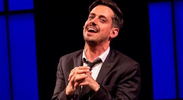 """Agustín """"Soy Rada"""" Aristarán tendrá su especial de humor."""