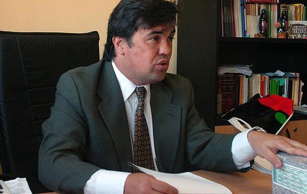 Doble apriete. Marijuán primero fue amenazado por el caso Lázaro Báez y ahora lo amedrentaron por Gils Carbó.
