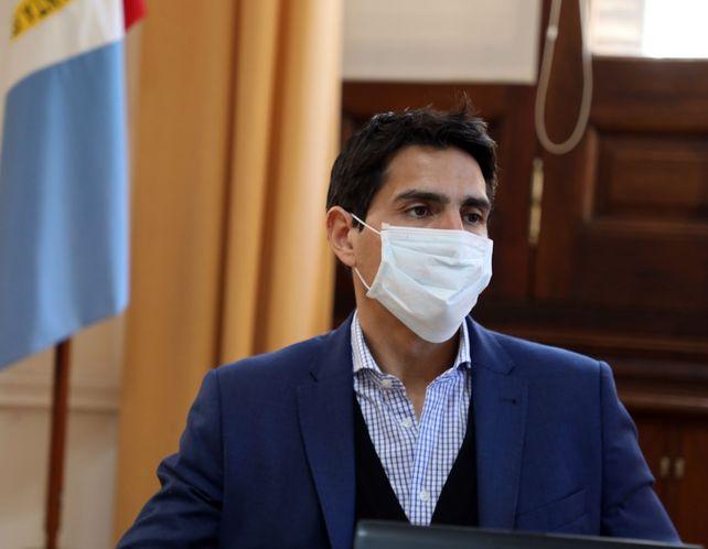 Martín Avalos se defiende y niega las acusaciones.