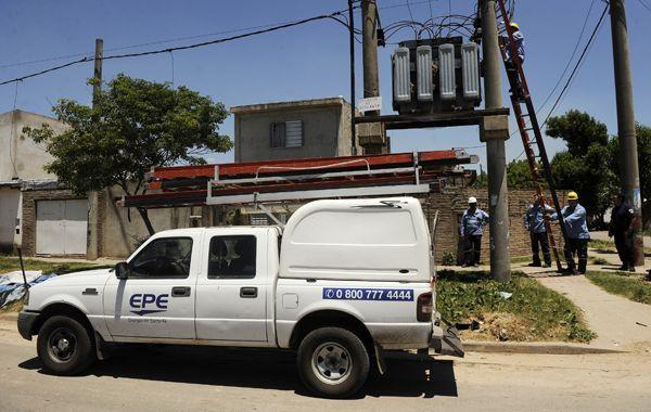 Ramos dijo que el gobierno nacional atenderá el plan de obras solicitado por la EPE.