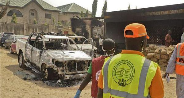 Atentado en mercado de Nigeria provocó al menos 30 muertos