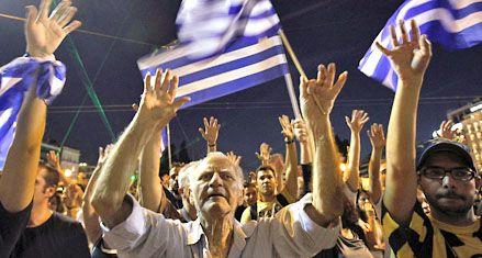 El gobierno griego tiene luz verde para lanzar el duro plan de ajuste