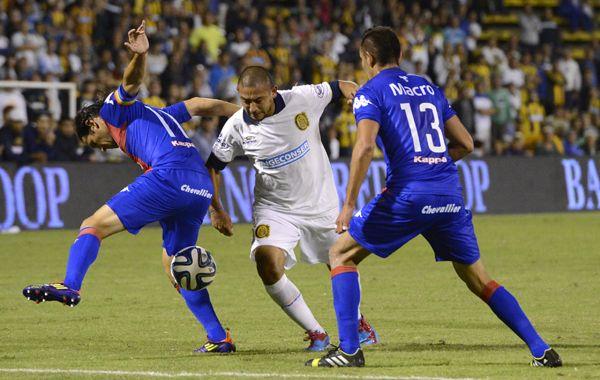 Central se empató sólo: no lo supo liquidar ni lo supo aguantar y terminó 1-1 con Tigre